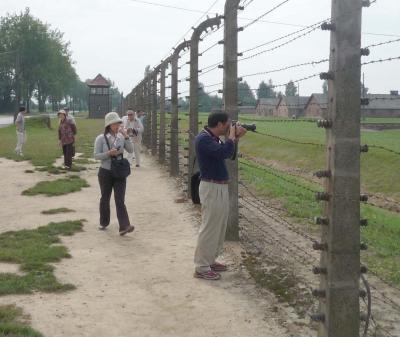 ポーランド11 オシフィエンチム4(アウシュビッツ強制収容所4、ビルケナウ絶滅収容所)