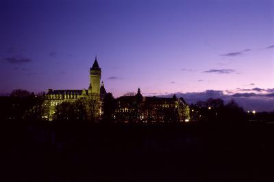 0906ビールと夜景を満喫、Germany & Benelux 冬の旅 (Luxembourg Trier Mainz)