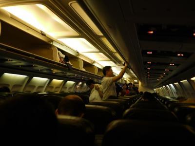 アジア格安航空 美女満載 Airasia に乗ってみました。