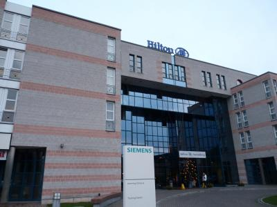 ★☆★ヒルトン・ニュルンベルク・ホテル Hilton Nuremberg Hotel 宿泊記★☆★