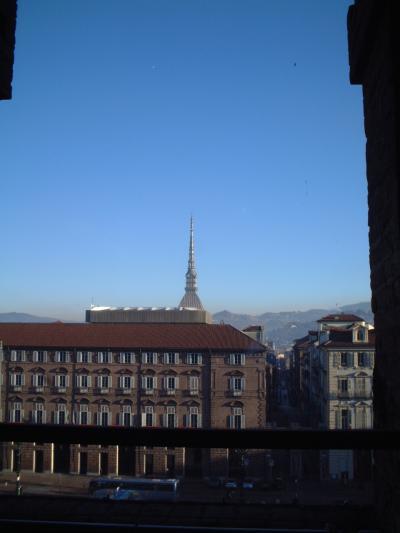 トリノの華 マダマ宮 200712トリノと王道の街③