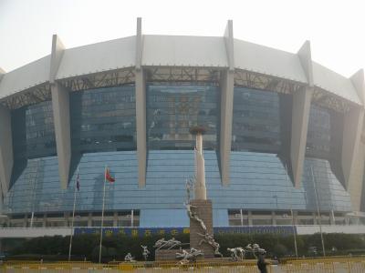 2009年12月 蘇州・西塘・上海 一人旅④ 【西塘 上海南バス駅 富豪東亜酒店】