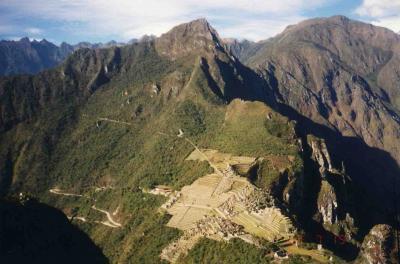 インカ道をたどってマチュピチュへ