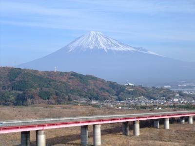 富士川SA (2009年冬)
