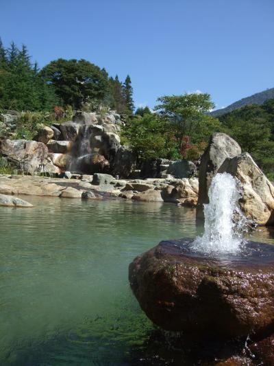 水と温泉で体を癒そう☆の旅~④まだまだ続く秘湯と上高地♪