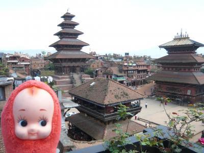 ネパール(カトマンズ)の旅