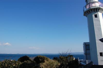 神奈川探訪(12) 浦賀、観音崎灯台、横須賀美術館、ペリー記念館
