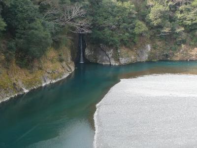 奈良県十津川村の2つの滝◆2010年最初の旅行は和歌山へ【その1】