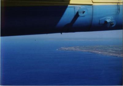 台風情報で有名な「絶海の孤島」でもがっかり