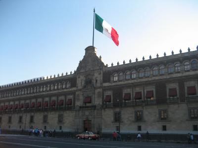 愛すべきメキシコシティ(09'-10' メキシコの旅②)