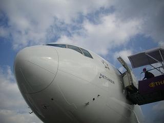 31木曜5日目2ひるトリプヴァン空港からバンコク戻り