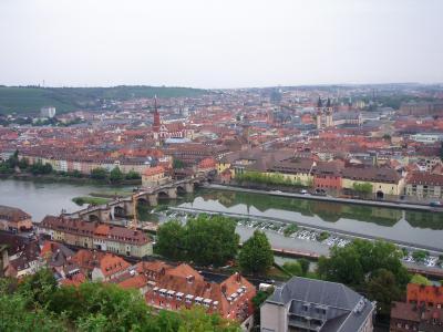 ドイツ2009旅行記 【10】ヴュルツブルグ3