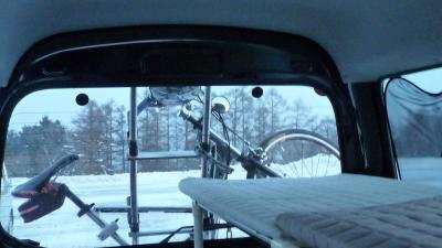 10年01月09日(土)、もの好きのモノスキー・ハンターマウンテン塩原へ。