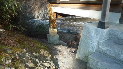 10年01月10日(日)、袋田の滝の裏報告。