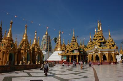 Myanmar【1】 Yangon