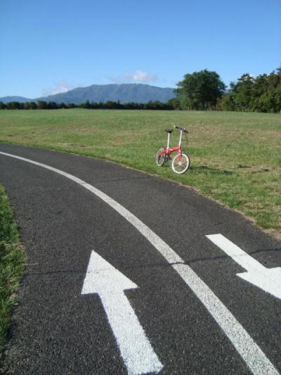 【ポタリング-020】松本平広域公園 サイクリングコース