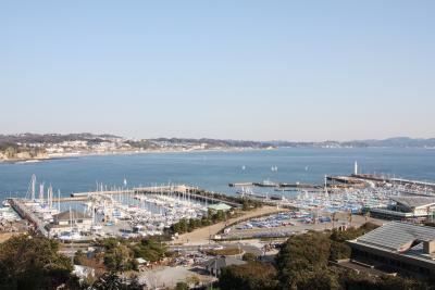 初春の江の島~鎌倉