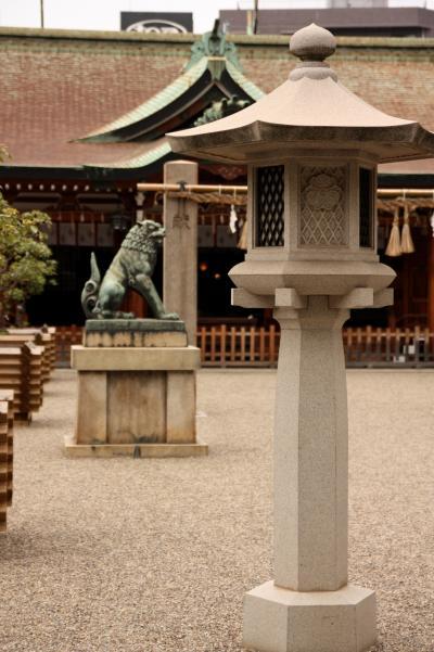 商売繁盛の神様 「今宮戎神社」 十日戎と閑散時