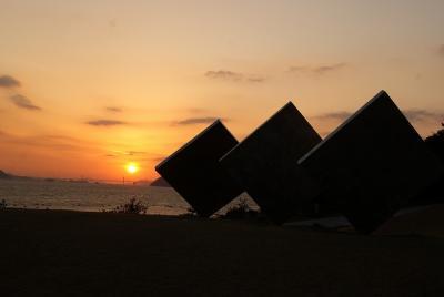 直島と犬島散策 1 直島編 2010