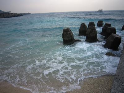 台湾跨年6★小琉球★年越しは離島で~天気が悪くて残念!離島の大晦日