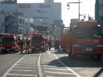 2010 消防出初式