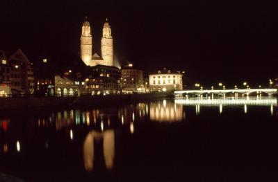 ヨーロッパアルプスを訪ねてオーストリア・スイスの旅(Bern Zürich)
