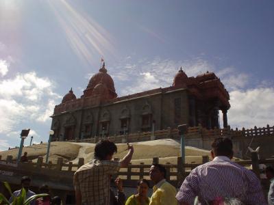 南インド23: 最南端 「タミールの星」