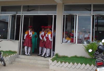 南インド27: トリヴァンドラム 「ある一日」