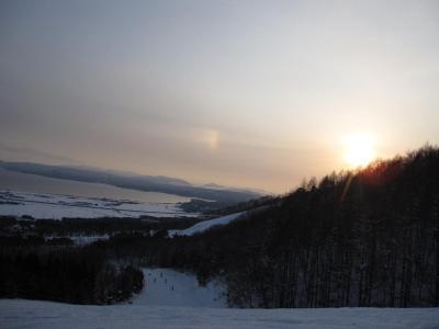 福島スキー旅行☆猪苗代ミネロ&猫魔☆2010/1/4
