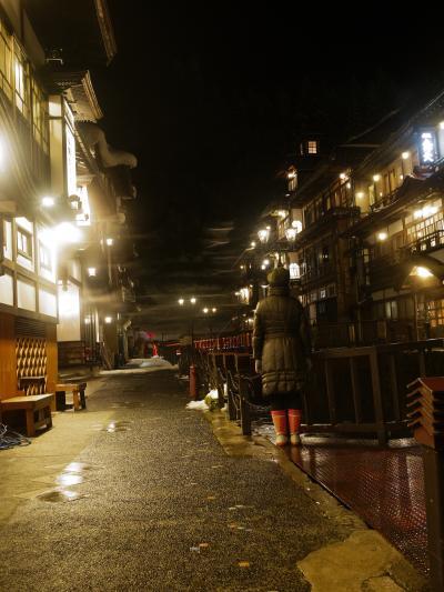 2010初旅① ~レトロな風情が漂う銀山温泉~