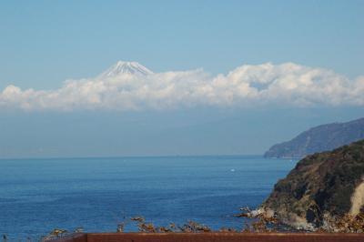2010年冬の富士を求めて!Vol.1(西伊豆から見た富士山)