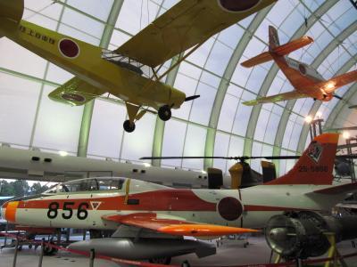 近くて遠いかと思ってた所沢の航空公園(1)初めての散策はミーハーに&航空発祥記念館