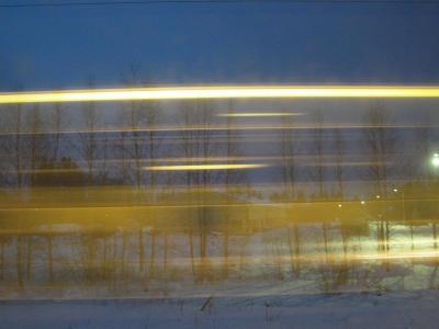 寝台列車でヘルシンキからロヴァニエミへ!