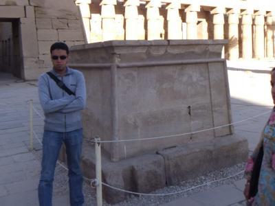 2009年12月エジプト(21) カルナック神殿3/9