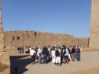 2009年12月エジプト(35) ホルス神殿2/6