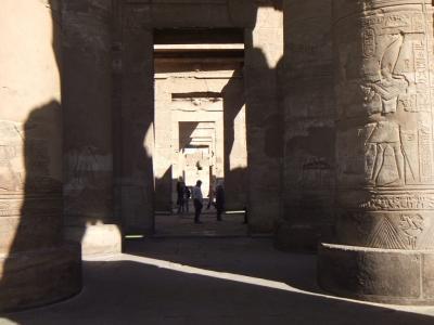 2009年12月エジプト(41) コムオンボ神殿2/4