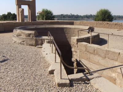 2009年12月エジプト(43) コムオンボ神殿4/4