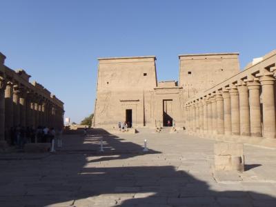 2009年12月エジプト(53) イシス神殿2/7
