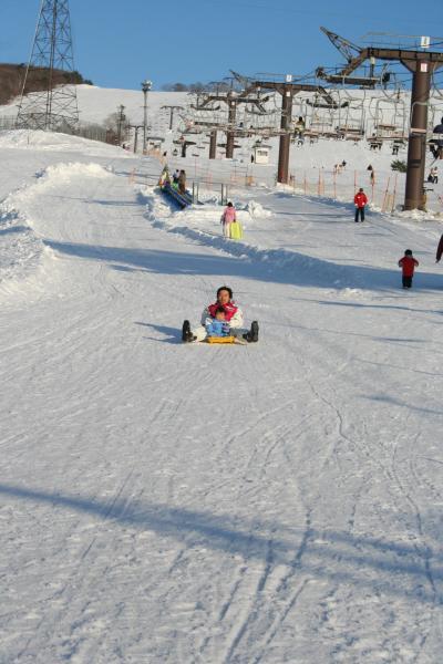 【2009-2010】子連れスキー旅行1 ひるがの