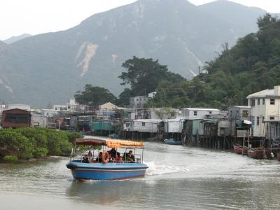 【2008それゆけ!香港オフ(1)】 香港の喧騒を離れて・・・ 大嶼山(ランタオ島)