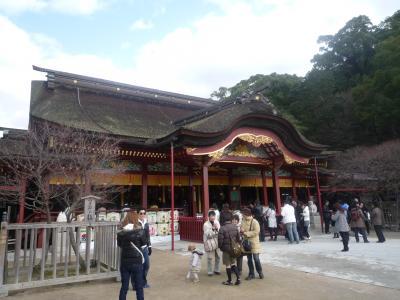 2010年01月 大宰府天満宮に行ってきました。