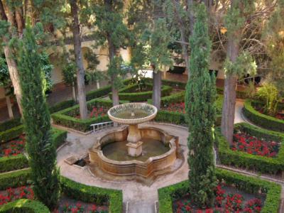 スペイン10 グラナダの街並み3(アルハンブラ宮殿2)