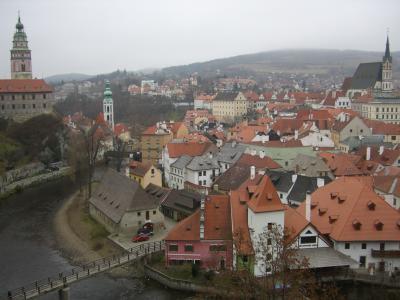 2006年 11~12月 アドヴェントシーズン チェコ再訪(1)