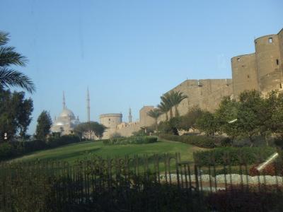 2009年12月エジプト(69) モハメドアリモスク