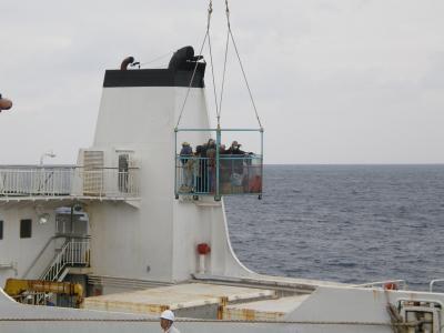 2010年1月沖縄有人島制覇のたび その1 出発&南大東島