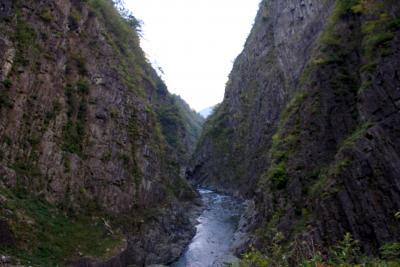 日本三大渓谷・清津峡散策