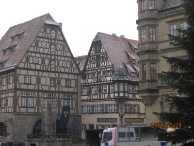 ドイツ・スイス・イタリア・フランス・カミカゼ旅行記(22)ローデンブルグとMasonry。