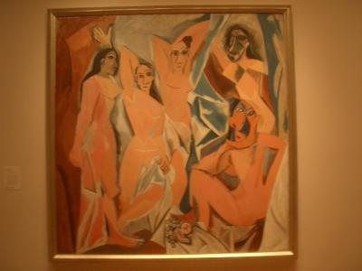 MoMA にはどうしてこんなにたくさん Picasso があるのだろうか
