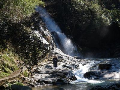 2010年滝めぐり始動① 滝メグラーが行く75 観音の滝・日本の滝百選 佐賀県唐津市七山町