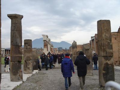 ローマ6日間 4日目「いざカンパニアへ」